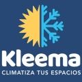 Bienvenidos a Kleema, expertos en climatizacion Logo
